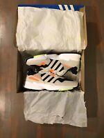 Adidas Originals Yung-96 Men's Size 11 Navy/White/Orange Training Shoes (F35017)