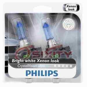 Philips Front Fog Light Bulb for Jeep Compass Grand Cherokee Renegade kk