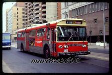 Orig. Bus / Trolleycoach Slide Toronto Transit Commission (Ttc) 9343