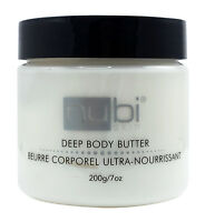 Nubi Body Butter Cream | Hydrate Your Body with Rich Shea Butter Cream 200g/7oz