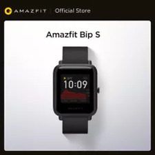 Amazfit Bip S Smartwatch 5ATM waterproof built in GPS for Android iOS Phone