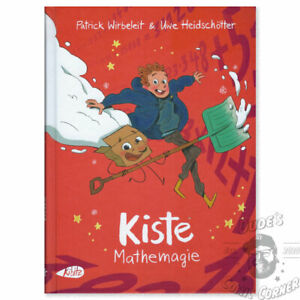 Comic Kibitz Kinder Kiste Band #5 – Mathemagie Hardcover Comics Mathe Magie NEU