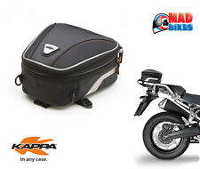 Kappa Mini Expandable Motorcycle Motorbike Expandable Tail Pack Bag 5L to 7L