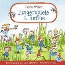 Meine ersten Fingerspiele und Reime (2014, Gebundene Ausgabe)
