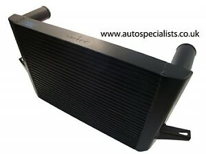 Airtec 60mm Core RS500 Style intercooler 3dr & Sapphire. Pro-Series Black
