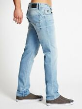 Guess  Jeans Robertson Slim Tapered In Oasis Wash Size 29x32