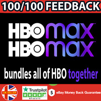 HBO MAX Premium Subscription Account 2 Year Warranty | INSTANT Delivery