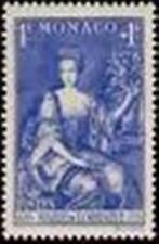 "MONACO STAMP TIMBRE N° 190 "" PRINCESSE MARIE DE LORRAINE 1F + 1F "" NEUF xx TTB"