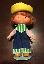 Vintage Brazilian Strawberry Shortcake Little Lime Moranguinho Brazil Doll