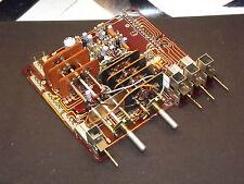 Technics SA-8100X Stereo Receiver Original Tape Monitor Switch Board SUPA 2960
