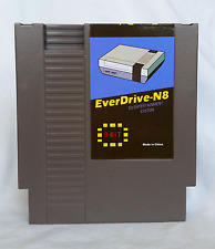 Everdrive N8 Nintendo NES - CHINA VERSION - Entertainment System + 8 gb Sd Card