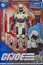 Hasbro G.I. Joe Classified #14 Arctic Mission Storm Shadow (Amazon Exclusive)