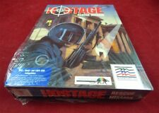 PC DOS: Hostage: Rescue Mission - Infogrames 1989 *NEU*