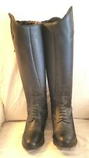 Dublin Hollewell English Riding Boots New With Tags Size Women's 7.5 Wide