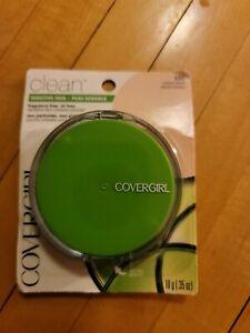 CoverGirl Clean sensitive skin Pressed Powder # 220 creamy natural  new
