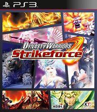 DYNASTY WARRIORS STRIKEFORCE GIOCO NUOVO SONY PLAYSTATION 3 PS3 ED ITALIANA KOEI