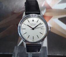 Vintage Men's Girard Perregaux Sea Hawk Manual Wind Wristwatch 17 Jewels