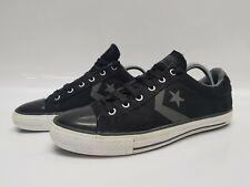 Converse CONS Star Player Canvas Shoes Lo Black Size 8 UK 41.5 EUR 148406C
