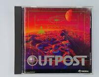 1994 Outpost Disc CD-ROM Game Sierra for Windows