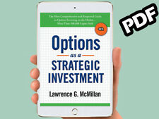 Options as a Strategic Investment By Lawrence G. McMillan ✅ Fast Delivery ✅