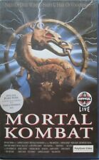MORTAL KOMBAT  - VHS ( ex-rental)