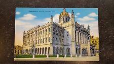 Vintage Presidential Palace Havana Cuba