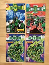 Tales of the Green Lantern Corps 1 2 3 Run Set
