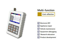 New 5MHz 20MSa/s Mini 2.4 inch LCD Display Digital Oscilloscope DSO PRO