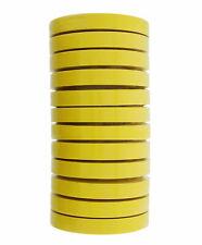 3m Automotive Refinish 3/4 Yellow Masking Tape 06652- 1 Roll