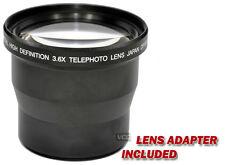 58mm TELE LENS 3X FOR CANON EOS 1000D 450D 400D 350D 500D 5D