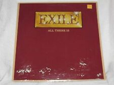 Exile All There Is 1979 Warner Brothers Records BSK-3323 POP ROCK Sealed LP