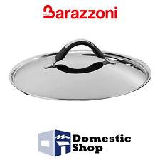 BARAZZONI COPERCHIO 20 CM SILICON PRO ACCIAIO CON COPERCHIO ACCIAO INOIX