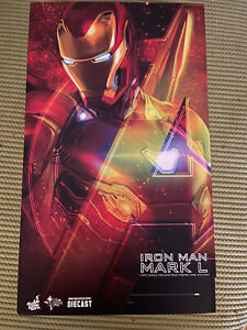 Hot Toys Iron Man Mk L Mark 50 1:6 Figure - Infinity War - Diecast