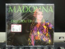 MADONNA Dress You Up Shoo-Bee-Doo German YELLOW LABEL CD SEALED 7599 20369-2