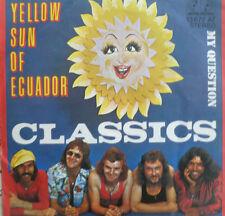 """7"""" 1974 KULT IN MINT-! CLASSICS : Yellow Sun Of Ecuador"""