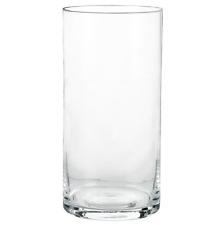 25 cm cilindro di vetro POTPOURRI FIORE VASO