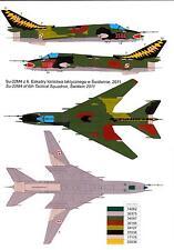 Karaya Models Decals 1/48 SUKHOI Su-22M4 FITTER Polish Air Force