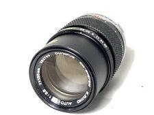 OLYMPUS OM E.ZUIKO 135mm F3.5 M/F Prime  Lens