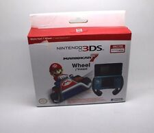 Hori Super Mariokart 7 Mario Cart Racing Wheel Nintendo 3DS New Sealed  nuevo