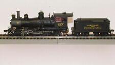 Bachmann Spectrum, #82302 HO 4-6-0 Baldwin Steam Locomotive Low Boiler Ma&Pa MD
