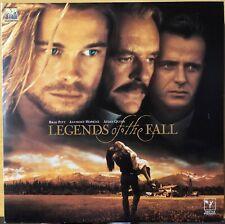 """1995 Widescreen """"NM 2x Laserdisc"""" Legends of the Fall (1994) SRLP-5111~2 Japan"""