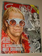 GRAND HOTEL=1977/11=ELTON JOHN COVER=MAGO ALEXANDER=DANIELA DAVOLI=DORI GHEZZI=