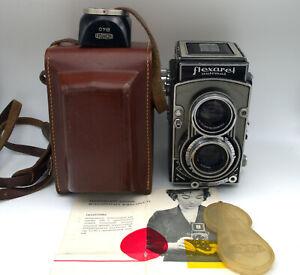 Rare film camera Flexaret automat