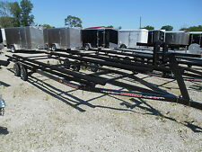 24' FLOAT ON PONTOON TRAILER  ON SALE NOW *  BEST TIME TO BUY *  DR TRAILER