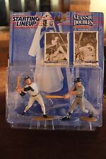 1997 Starting Lineup Classic Doubles MICKEY MANTLE and ROGER MARIS