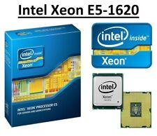 Intel Xeon E5-1620 SR0LC 3.60 - 3.80 GHz, 10MB, 4 Core, Socket LGA2011, 130W CPU