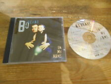CD Pop Bo Heart - In My Arms (12 Song) BMG ARIS / LAMURECORDS jc
