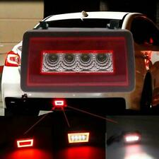 For Subaru WRX STi Impreza XV Crosstrek LED Rear Fog Light Brake Reverse Lamp