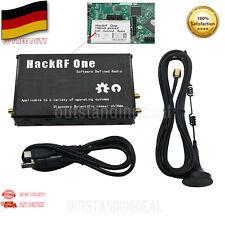 Black HackRF One 1MHz-6GHz SDR Platform Software Defined Radio Development Board
