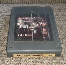 REO Speedwagon Hi Infidelity 8-track Tape 1980 Epic FEA 36844 LATE NITE BARGAIN